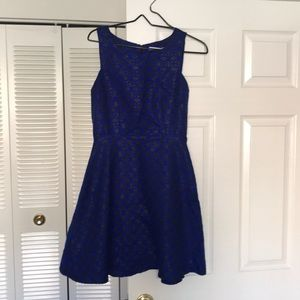 Short flare dress